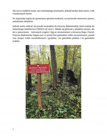 Wakacje w Polsce-Geografia Weronika Wiktorowska 7c-4