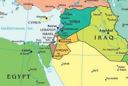 Stosunki arabsko-żydowskie