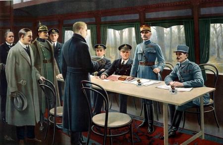 Koniec I wojny światowej. 27.03.2020