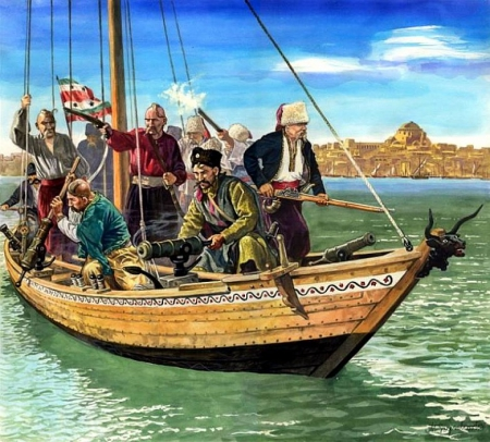 Historia- Przyczyny powstania kozackiego na Ukrainie 1648. 15.04.2020