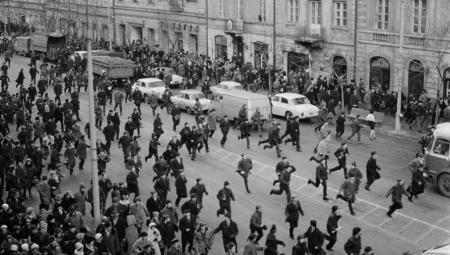 Historia: Polskie miesiące- marzec 1968. 16.04.2020