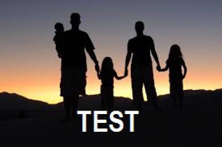 JĘZYK NIEMIECKI: Test: Meine Familie 23.IV.2020.