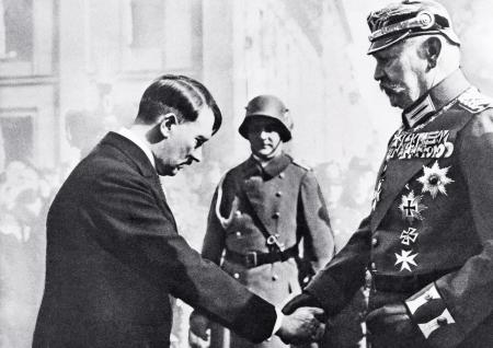 Historia: Nazizm w Niemczech. 24.04.2020
