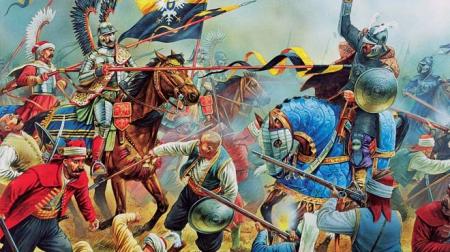 Historia: Wojny z Turcją w II poł. XVII wieku. 27.04.2020