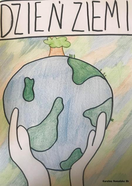 ZDALNA BIBLIOTEKA SZKOLNA - Dzień Ziemi na odległość