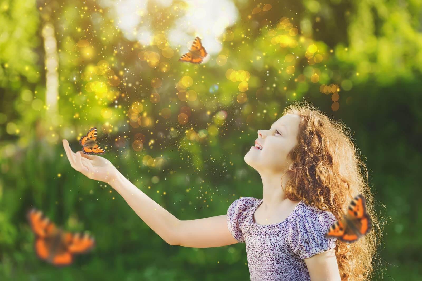 '' Wakacyjne motylki'' z kl. 2 c :)