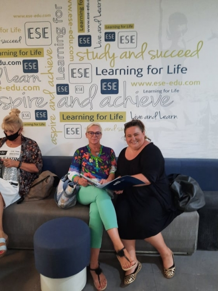 Fluency and English Language Development for Educational Staff- kurs językowy